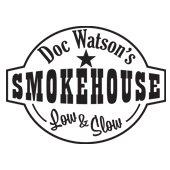 Doc Watson Smokehouse logo