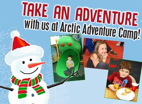 Arctic adventure camp