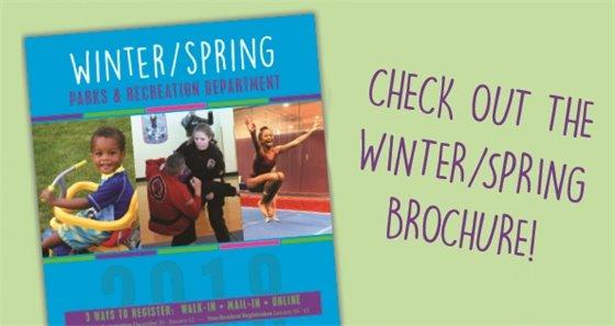 Register for Winter programs