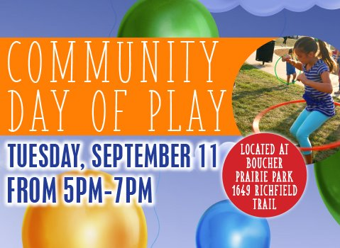 community day of play