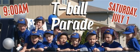 T-ball Parade