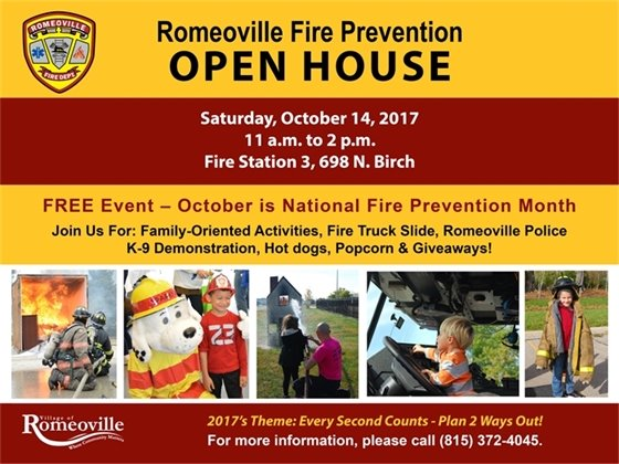 Fire Dept Open House 2017