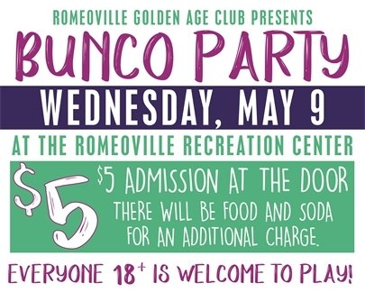 bunco party