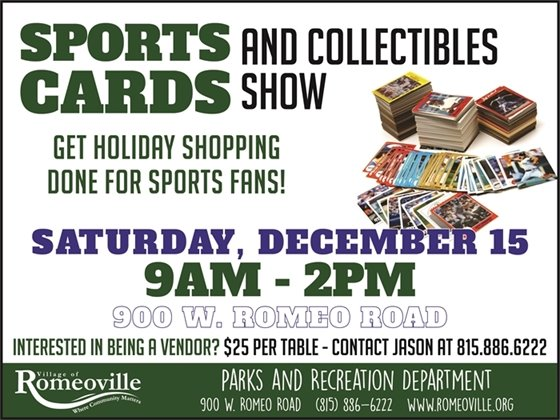 sports cards show