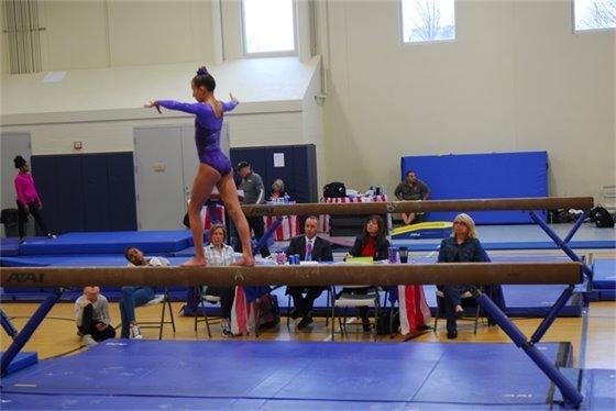 gynnastics
