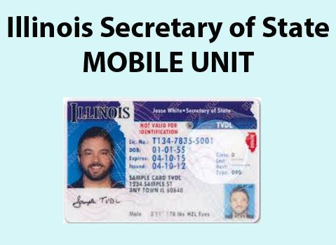 il new drivers license documents needed