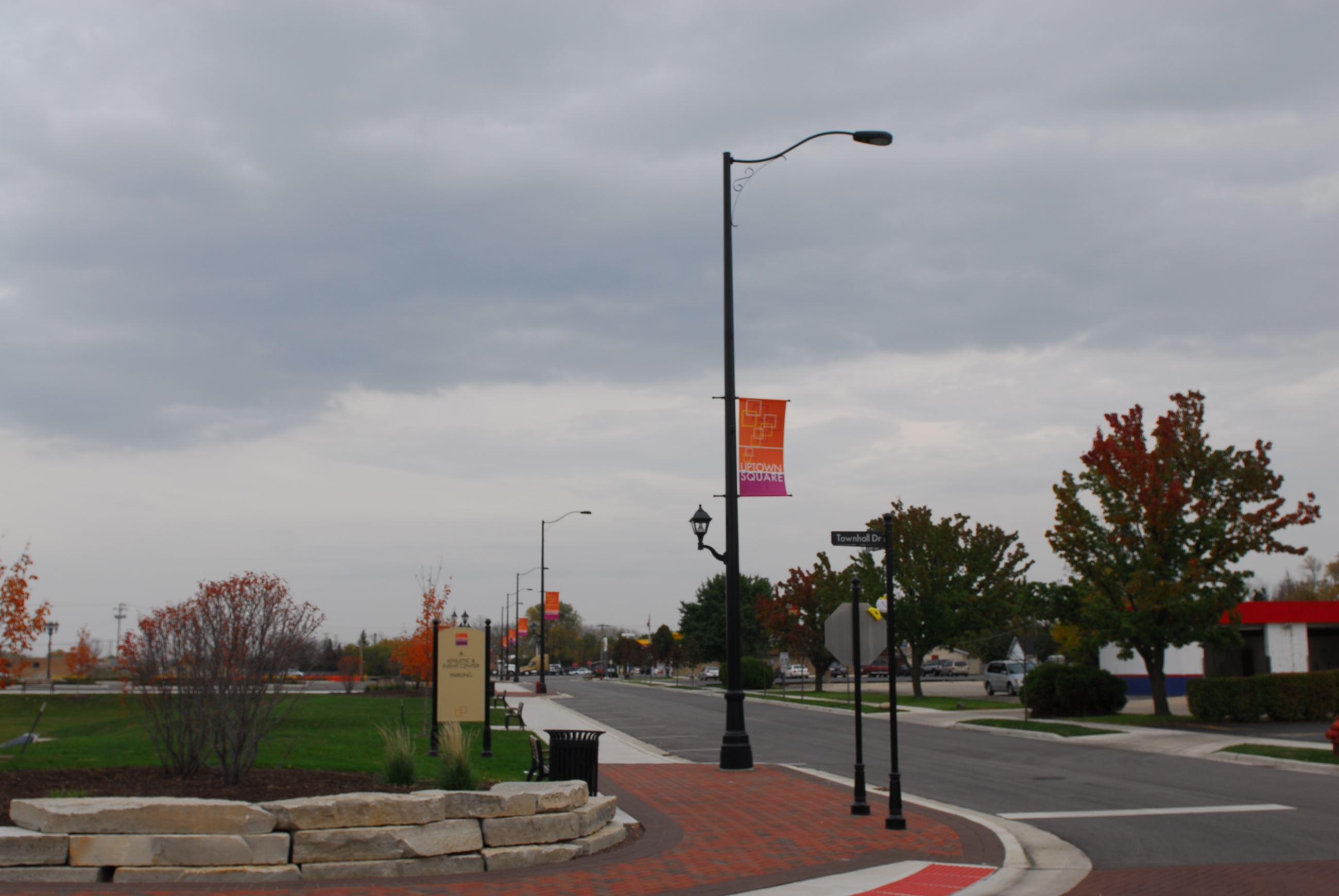 Alexander Circle After Improvements