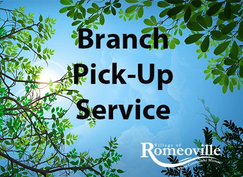 Branch Pick Up Svc 2019