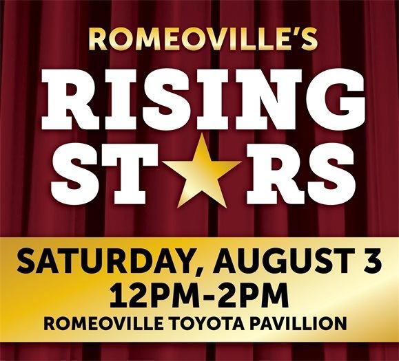 Romeoville's Rising Stars