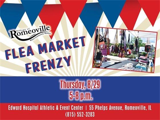 flea market 8/29