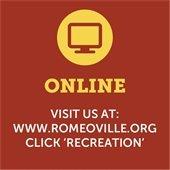 Online: Visit Us At Romeoville.org