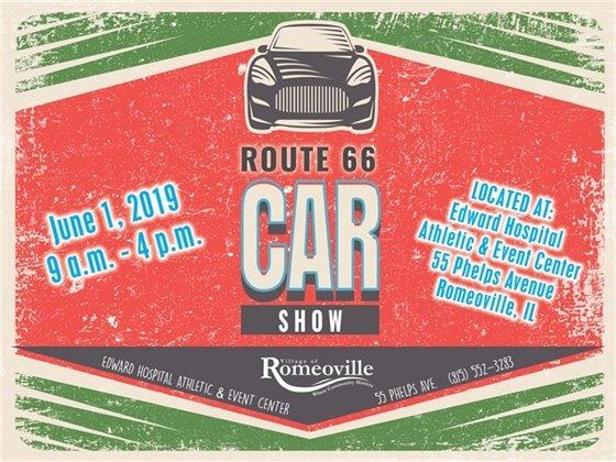 Rte 66 Car Show