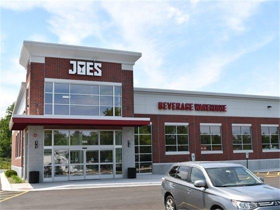 joe's warehouse