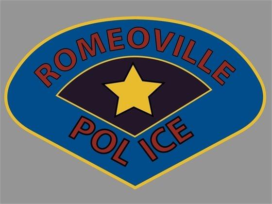 Romeoville Police Logo