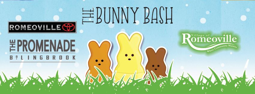 Bunny Bash Coming Up