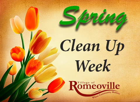 Spring Clean Up Week